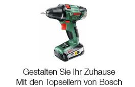 Gestalten Sie Ihr Zuhause mit den Topsellern von Bosch