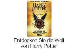 Entdecken Sie die Welt von Harry Potter