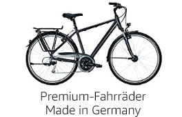 Jetzt neu: Premium-Fahrräder made in Germany