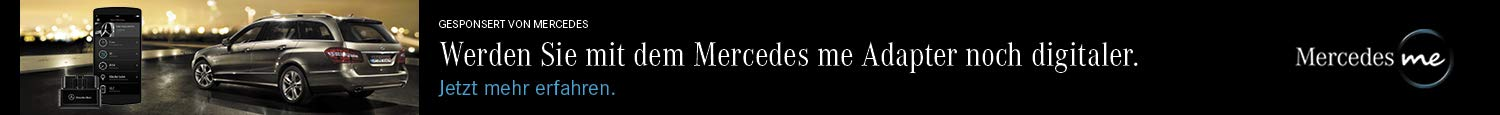 Amazon Launchpad - Mercedes Benz Sponsored Ad