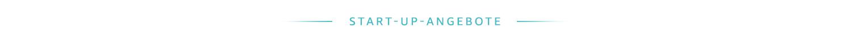 Alle aktuellen Angebote von Start-ups