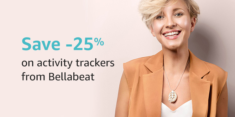 Save 25% on activity tracker from Bellabeat