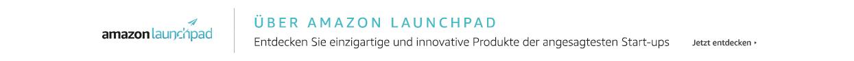 Über Amazon Launchpad: Entdecken Sie innovative und einzigartige Produkte von Start-ups
