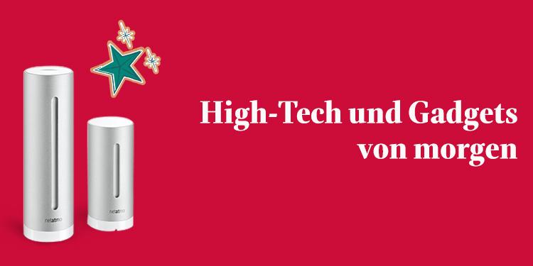 Amazon Launchpad Geschenkideen: High-Tech und Gadgets von morgen