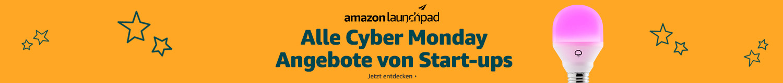 Entdecken Sie alle Cyber Monday Angebote unserer Start-ups: Nur bis 26.11.2018