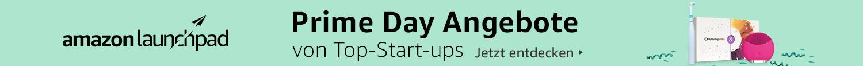 Entdecken Sie alle aktuellen Prime Day-Angebote unserer Start-ups