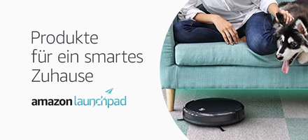 Amazon Launchpad: Smart Home Produkte von Start-ups