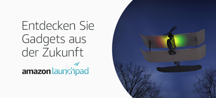 Amazon Launchpad: Technik und Gadgets aus der Zukunft
