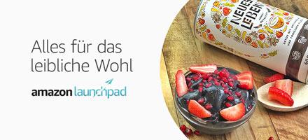 Amazon Launchpad: Alles für das leibliche Wohl