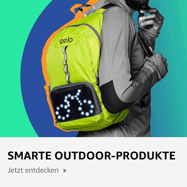 Smarte Outdoor-Produkte