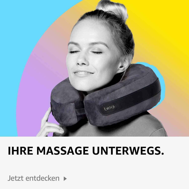 Ihre Massage unterwegs.