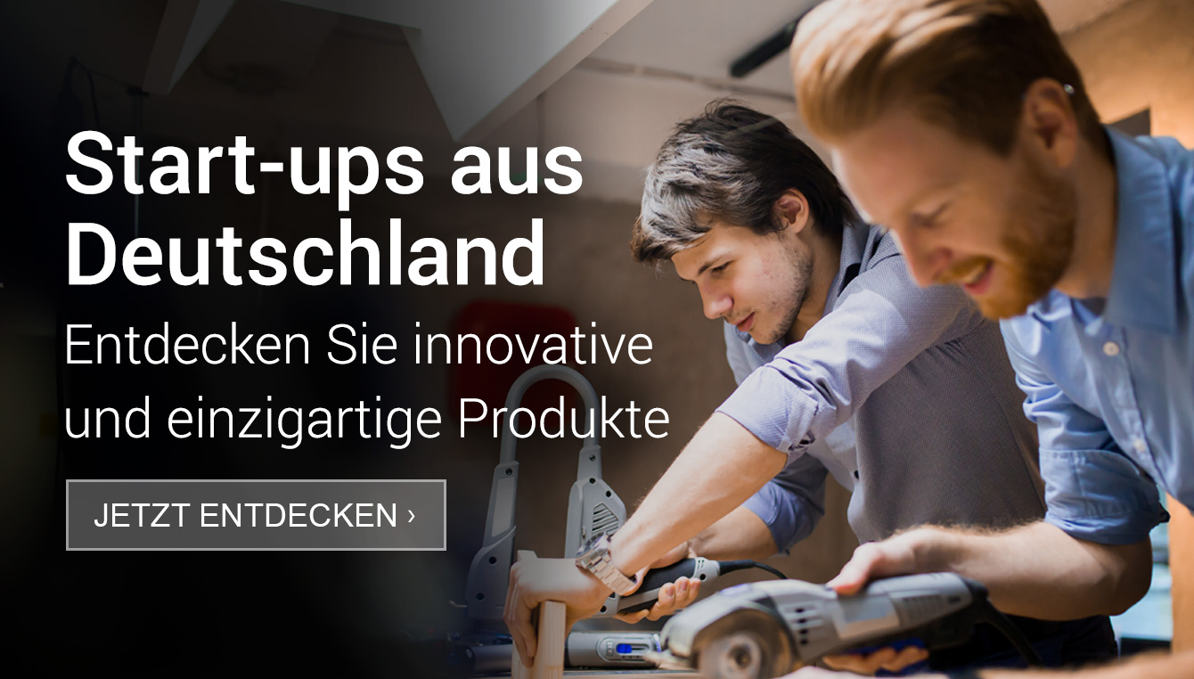 Innovationen der Top-Start-ups aus Deutschland