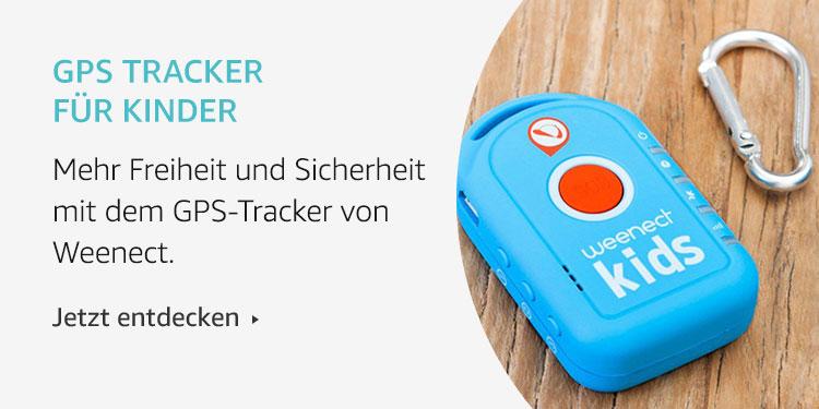Amazon Launchpad: GPS Tracker Fur Kinder