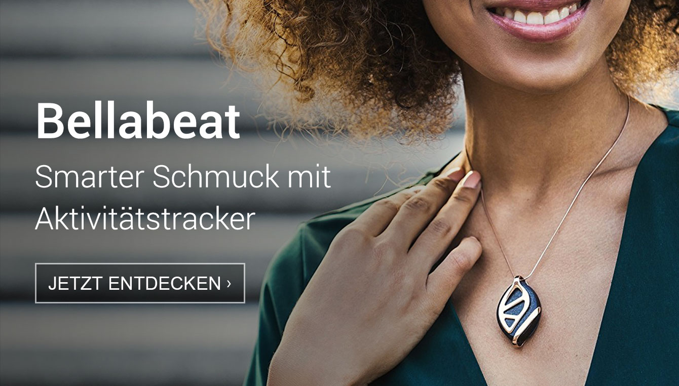 Amazon Launchpad Start-up-Produkte: Gesundheitstracker von Bellabeat