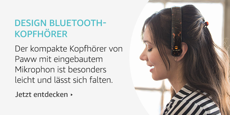 Amazon Launchpad Start-up-Produkte: Design Bluetooth-Kopfhörer