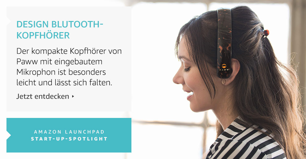 Amazon Launchpad:Design Bluetooth-Kopfhörer