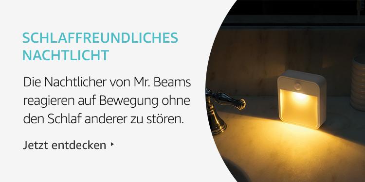 Amazon Launchpad Start-up-Produkte: Mr. Beams Nachtlicht