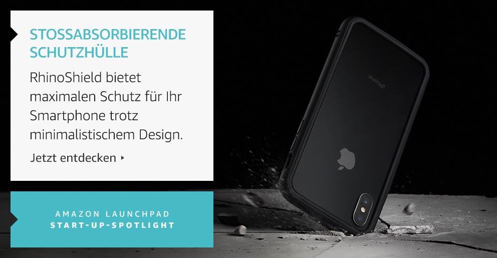 Amazon Launchpad: STOSSABSORBIERENDE SCHUTZHÜLLE