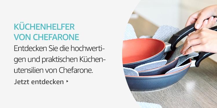 Amazon Launchpad: Chefarone