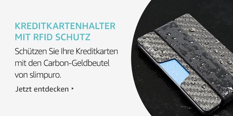 Amazon Launchpad: Kreditkartenhalter