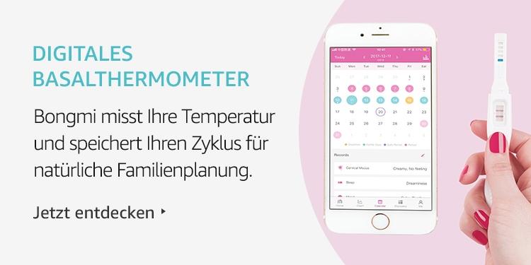 Amazon Launchpad Start-up-Produkte: Digitales Basalthermometer von Bongmi