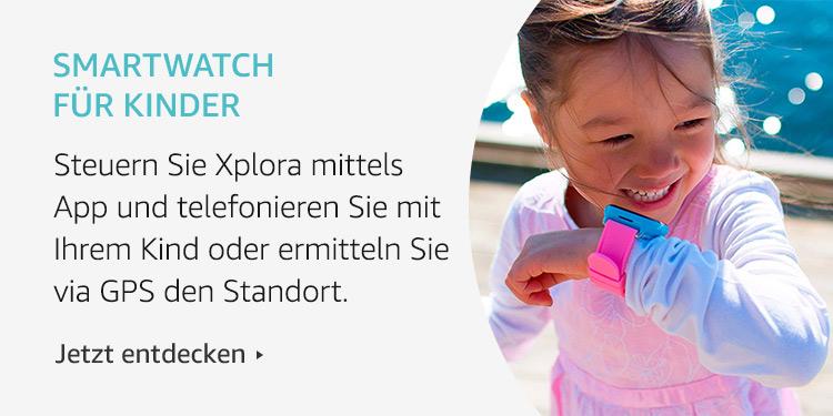 Amazon Launchpad Start-up-Produkte: Smartwatch Für Kinder