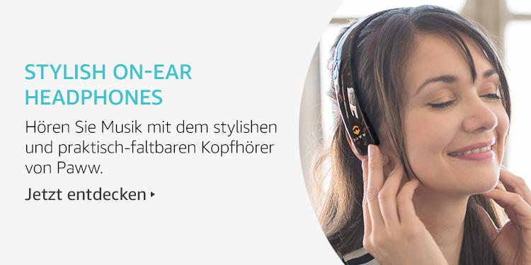 Amazon Launchpad: Stylish on Ear Headphones