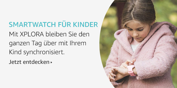 Amazon Launchpad: Smartwatch für Kinder