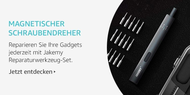 Amazon Launchpad: Magnetischer Schraubendreher