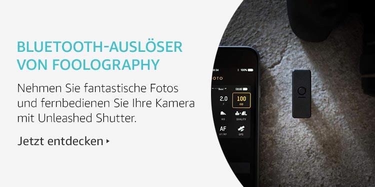 Amazon Launchpad: Bluetooth-Auslöser von Foolography
