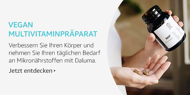 Amazon Launchpad Start-up-Produkte: Vegan Multivitaminpräparat