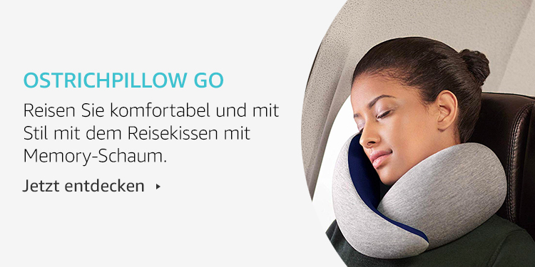 Amazon Launchpad: OSTRICHPILLOW GO
