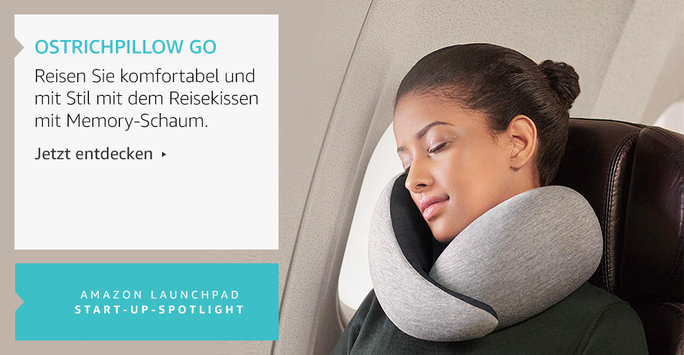 Amazon Launchpad:OSTRICHPILLOW GO