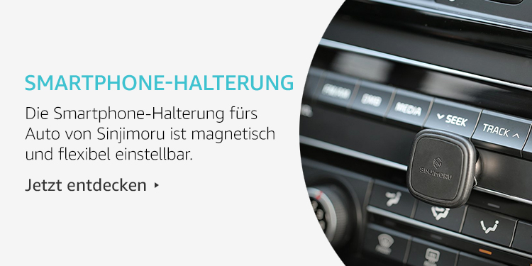 Amazon Launchpad Start-up-Produkte: Smartphone-halterung