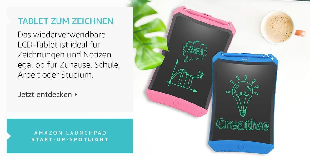 Amazon Launchpad: Tablet Zum Zeichnen