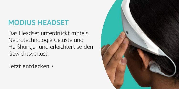 Amazon Launchpad Start-up-Produkte: Modius Headset