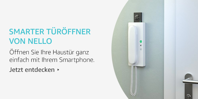 Amazon Launchpad Start-up-Produkte: Smarter Türöffner von Nello