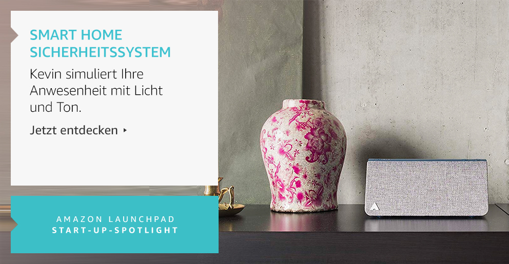 Amazon Launchpad: Smart Home Sicherheitssystem