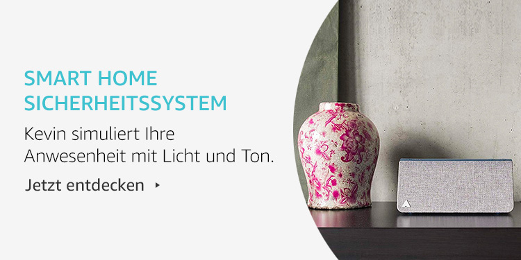 Amazon Launchpad Start-up-Produkte: Smart Home Sicherheitssystem