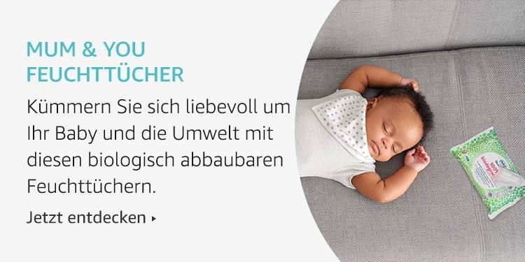 Mum & You Feuchttücher
