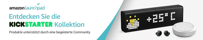 Amazon Launchpad: Entdecken Sie die Kickstarter-Kollektion