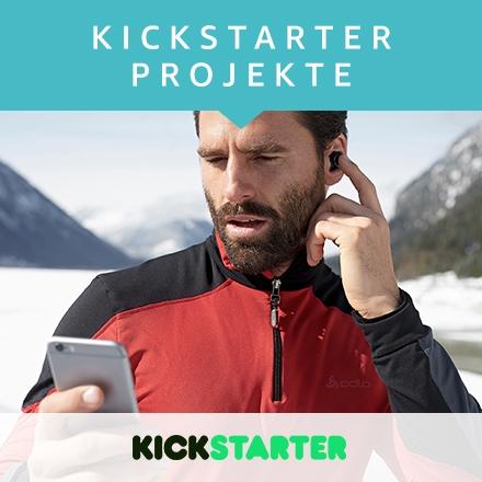 Produkte aus der Kickstarter-Kollektion