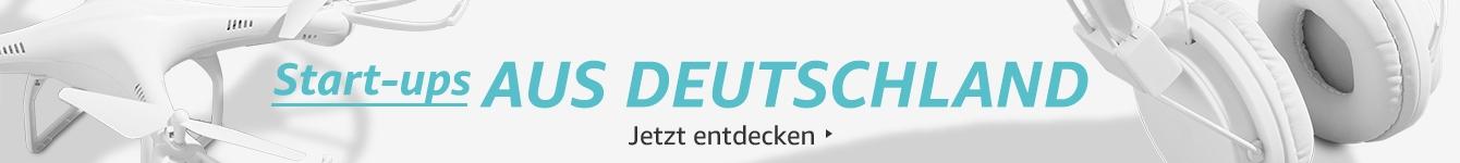 Innovative und einzigartige Produkte von Start-ups aus Deutschland