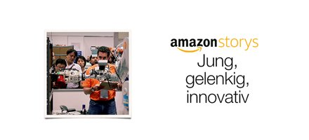 Innovative Robotertechnik begeistert Zuschauer