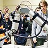 'Innovative Robotertechnik begeistert Zuschauer'