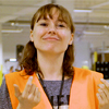 'Eine neue Sprache im Logistikzentrum'