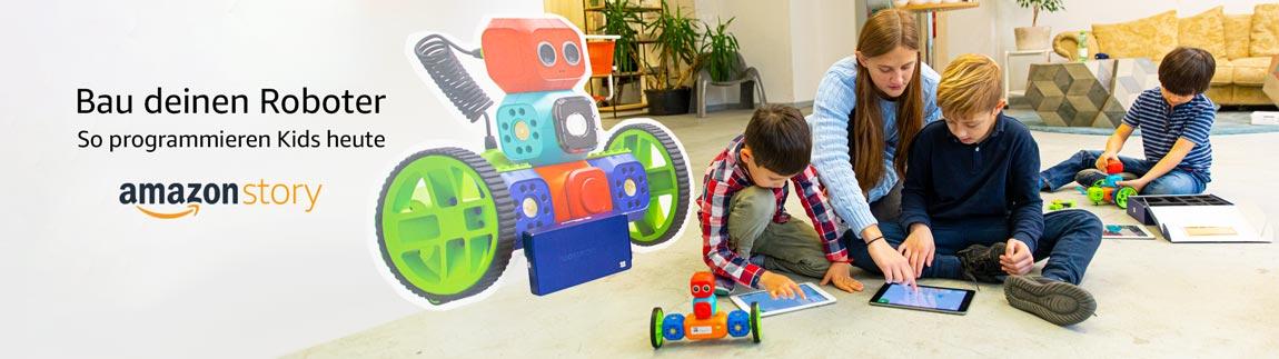 Bau deinen Roboten