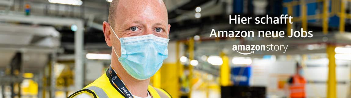 Neue Jobs bei Amazon