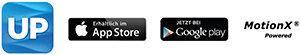 Apps zum Jawbone Up