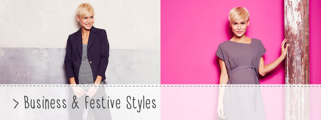 Business & Festive Styles